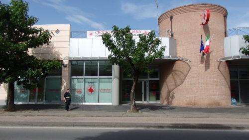nuova sede croce rossa Certaldo