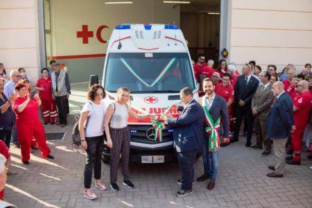inaugurazione ambulanza